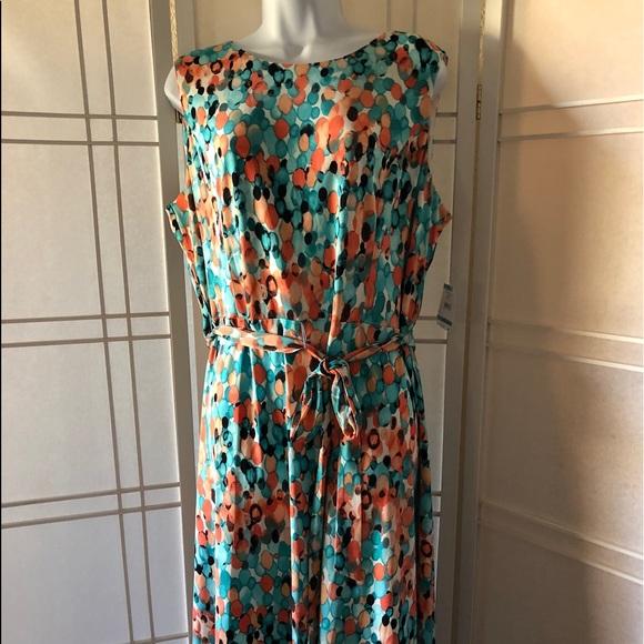 Kasper Dresses & Skirts - Size 16 beautiful Kasper dress. Lovley Vibrant